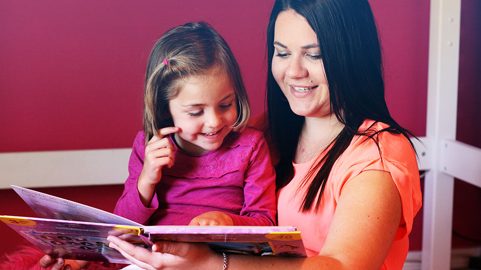 Professional au pair and little girl application process PROaupair